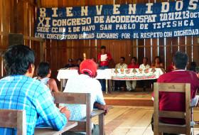 acodecospat Congreso 2012 asamblea