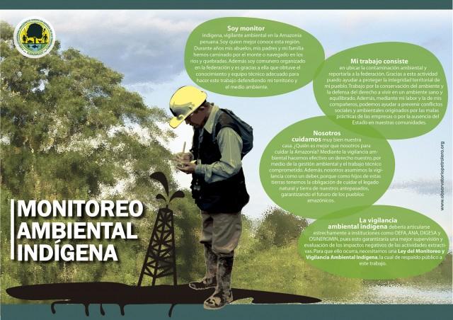 ¿Qué es el monitoreo ambiental indígena? Aquí una breve explicación.