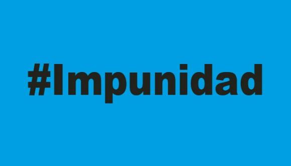 #impunidadc