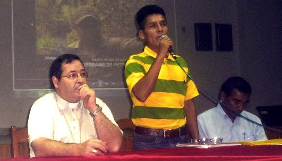 Conferencia de prensa cuninico