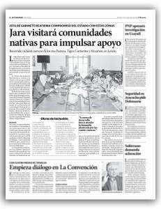 APUS_Diario Oficial El Peruano edición 13/09/2014