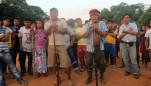 Protesta indígena en Lote 192: Comunidades achuares paralizan producción en cuenca del Corrientes