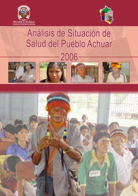 Análisis de Situación del Pueblo Achuar 2006