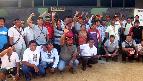 Apus de las federaciones / Foto: PUINAMUDT