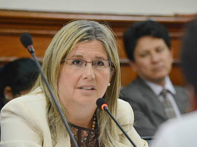 Rosa Ebentreich, Directora de Asuntos Ambientales y Energéticos del MINEM
