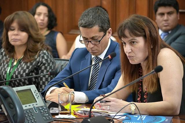 Intervención de la Viceministra de Salud Pública, Silvia Pessah