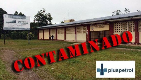 colegio agropecuario contaminado