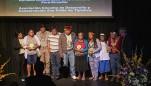 Federaciones de las Cuatro Cuencas recibieron Premio de Derechos Humanos