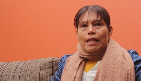 madre indigena marañon