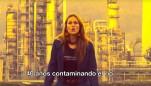 """#Video: Actriz de """"La Casa de Papel"""" canta por la Amazonía Peruana"""